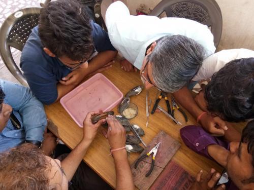 Pearl Farming Training in Jaipur