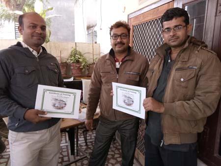 Pearl Farming Training In India -06-07 Jan 2018
