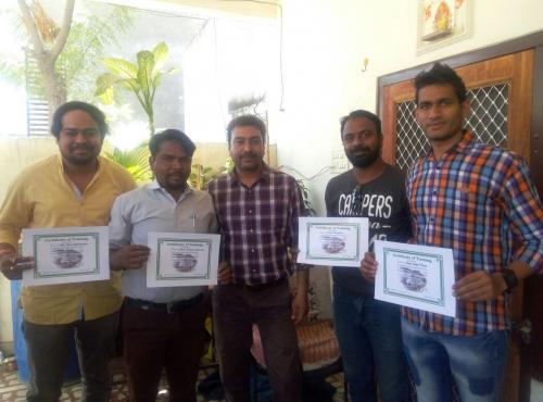 Pearl Farming Training In Jaipur -2018