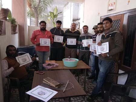 Pearl Farming Training in Jaipur India -20-21 Jan 2018